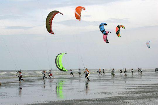 FFV récupère le kite