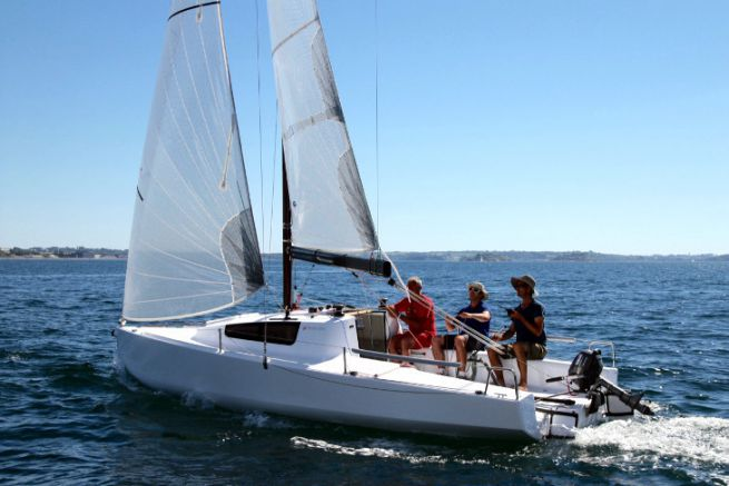 The Seascape sailboats became part of the Bénéteau Group in 2018