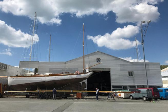 The Despierres shipyard will be moving out
