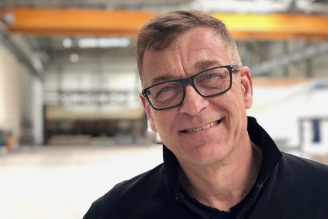Jean-Claude Schoepf, Managing Director of SMM Technologies and the Carboman Group