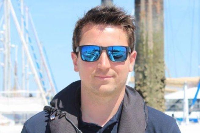 Xavier Vanhecke takes over the port of Les Minimes
