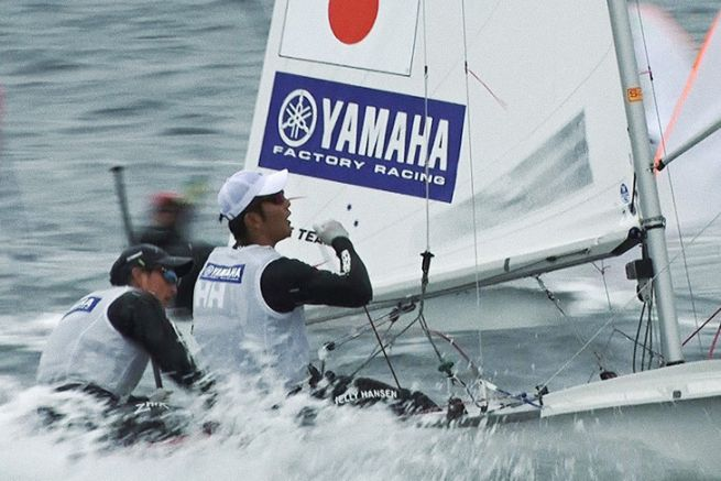 470 Dinghy built by Yamaha