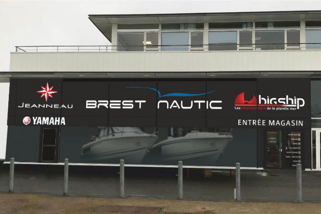 A new BigShip store in Brest