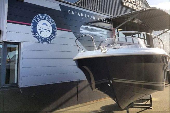 Freedom Boat Club in La Rochelle