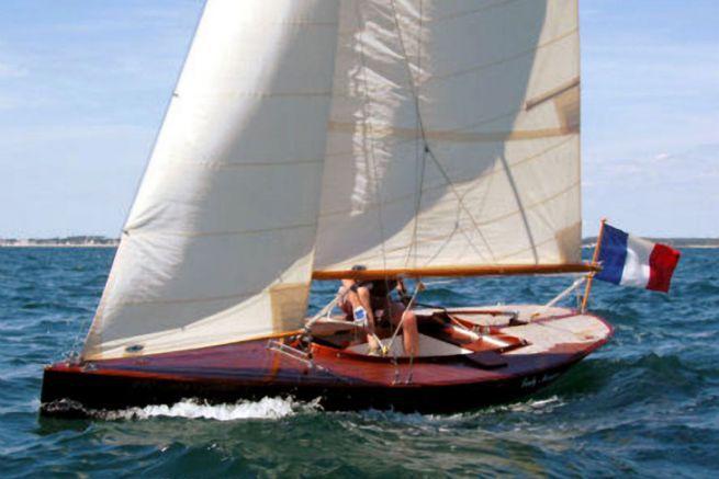 Morgann 5.50 from Franck Roy Shipbuilding