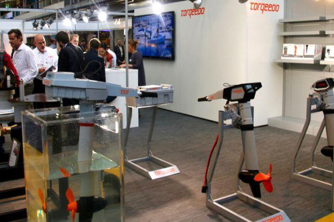 Torqeedo recalls batteries of electric outboard motors