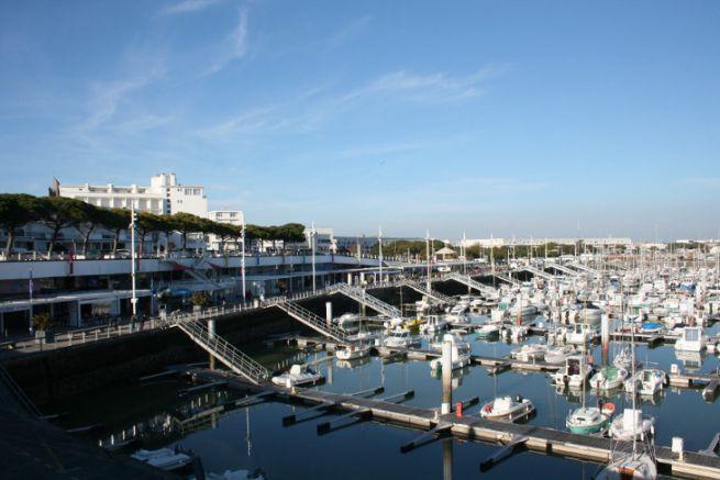 Royan Marina, member of the Atlantic Seaports Association