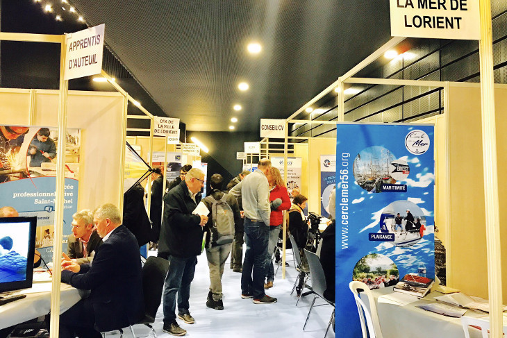 Pro&Mer exhibition