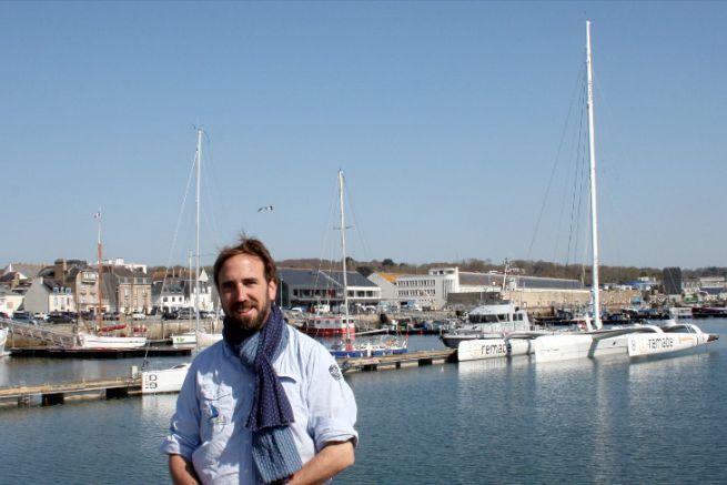 Sébastien David, founder of Kerboat Services