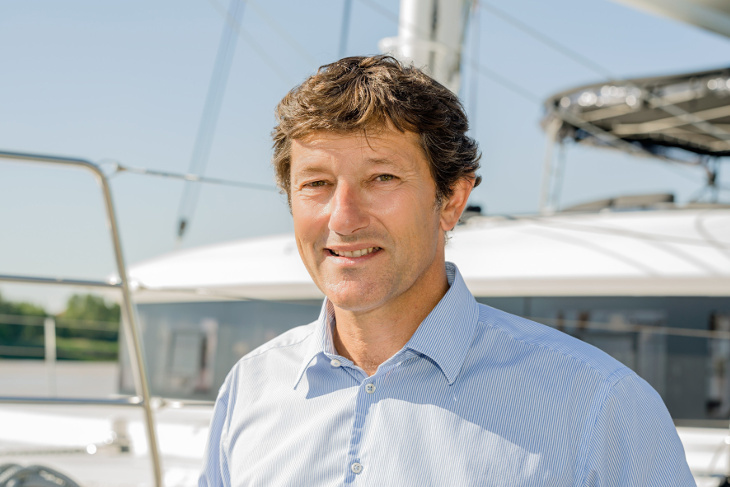 Yann Masselot, new General Manager of CNB