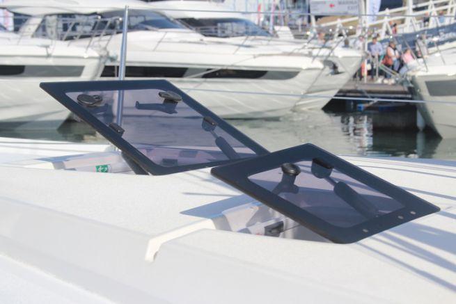 Nautical equipment manufacturer Lewmar joins Lippert Components