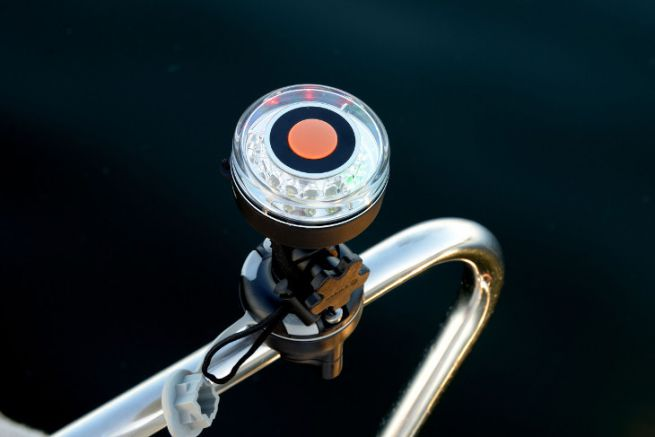 Navisafe autonomous LED navigation light