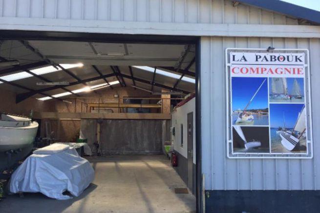 New Pabouk Company construction site