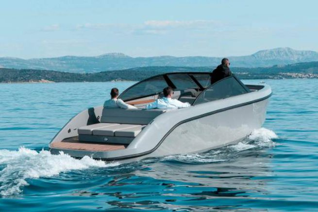 Rand Boats is now distributed in the Mediterranean by Port d'Hiver Yachting