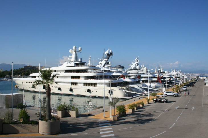 The European Union is suing Italy in the field of the taxation of luxury yachting
