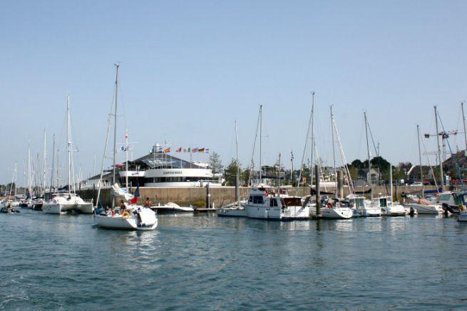 Port du Crouesty, managed by the Compagnie des Ports du Morbihan