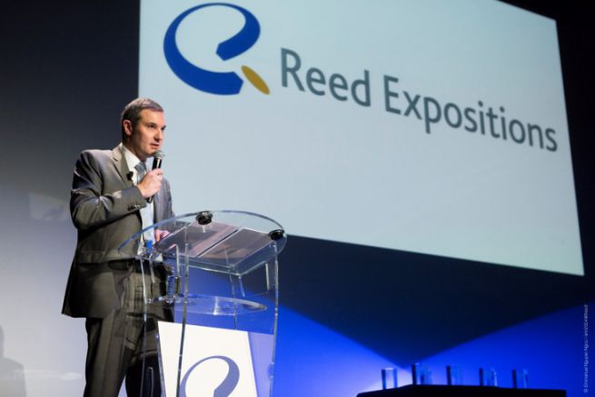 Michel Filzi, President of Reed Expo