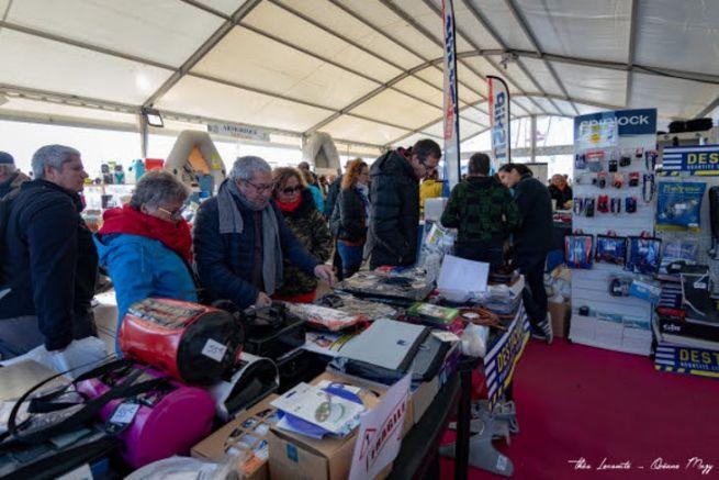 Mille sabords 2018 des chiffres de vente de bateaux et de fr quentation tr s positifs - Salon nautique du crouesty ...