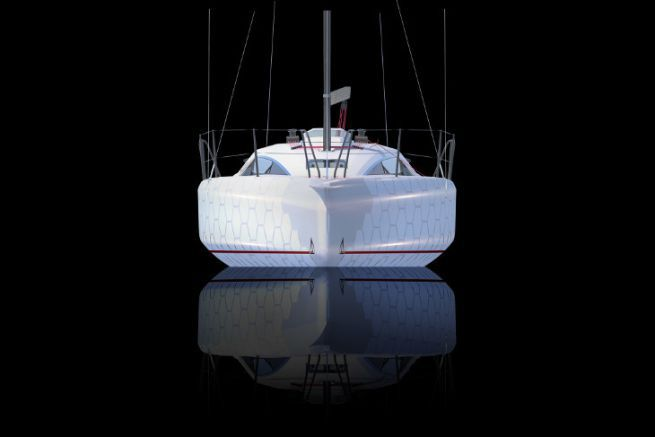 The Dehler 30 OD will be powered by Nanni
