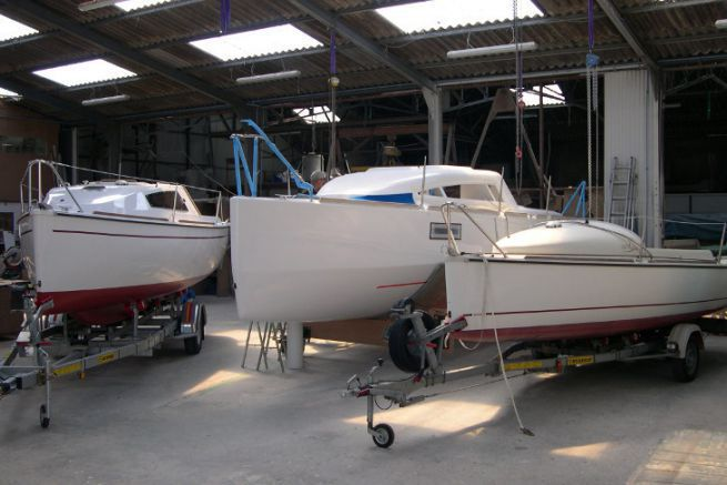 The Espace Vag shipyard was liquidated in 2019