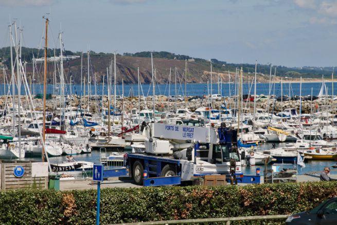 Morgat Marina