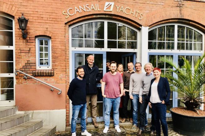 Click and Boat Takes Control of Scansail