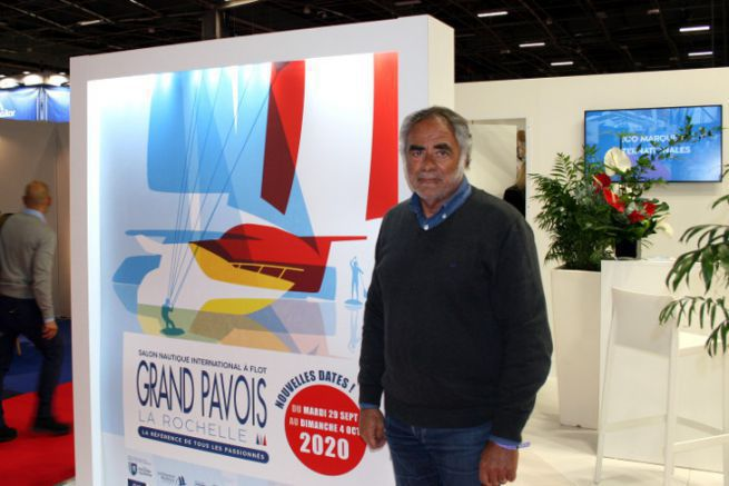 Alain Pochon, President of Grand Pavois Organisation