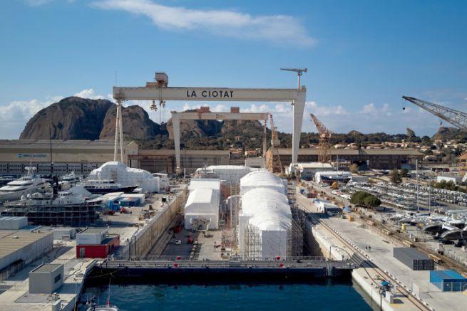 La Ciotat shipyard