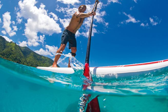 Stand-up Paddle from BIC Sport