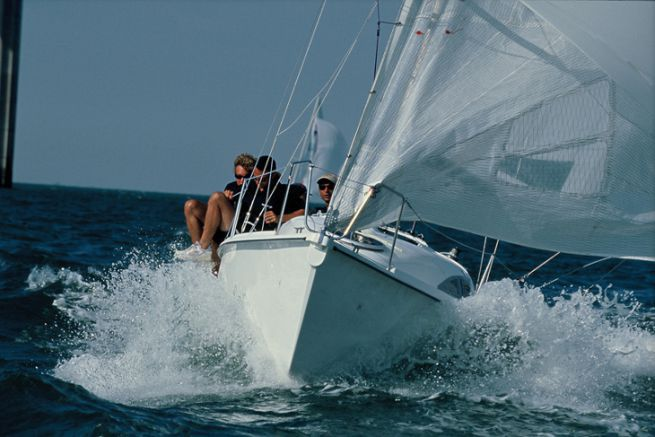 Production of the sailboat Surprise relaunched