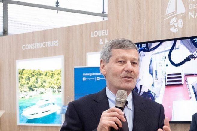 Yves Lyon-Caen is re-elected for a third term at the head of the Fédération des Industries Nautiques (French Nautical Industries Federation)