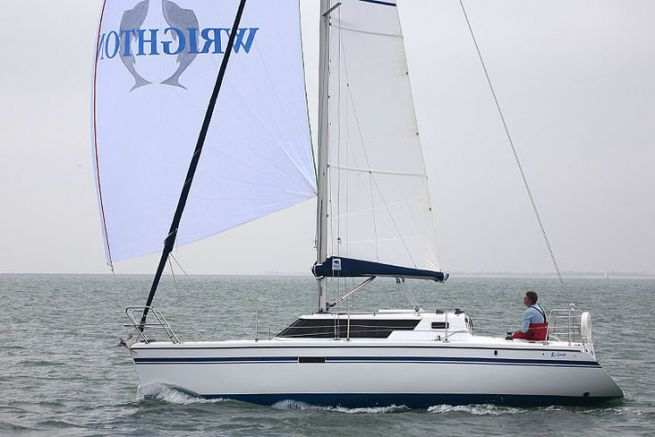 Sailboat Bi-Loup 90