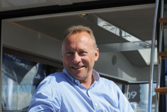 Jean-Paul Chapeleau takes over as Industrial Director of the Bénéteau Group