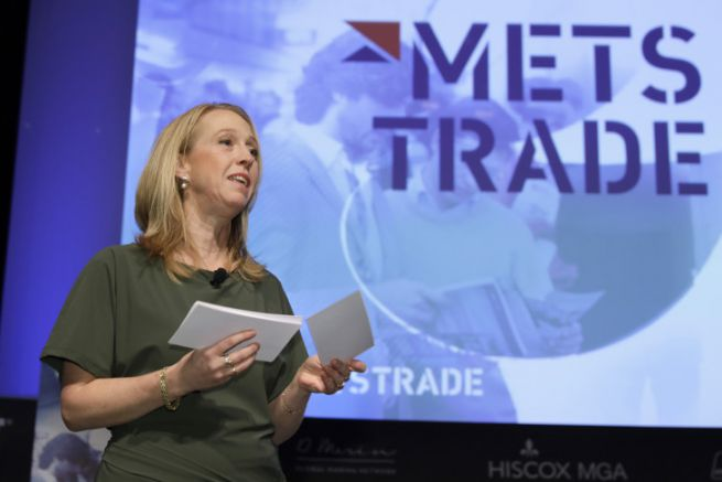Irene Dros leaves the management of METS Trade