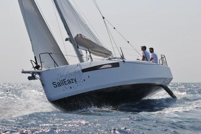 SailEazy settles in La Rochelle