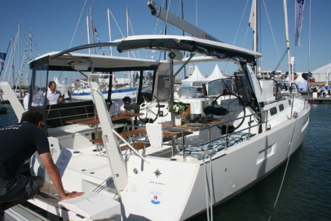 Dream Yacht Charter to acquire around 30 Sun Loft 47 from Jeanneau