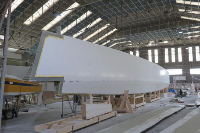Hull of the first Day One