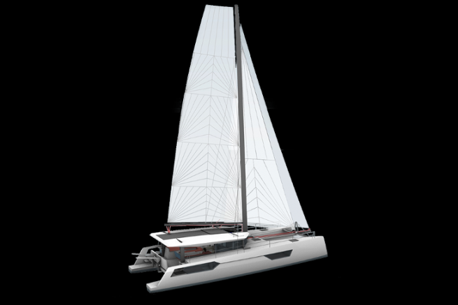 Future catamaran Windelo 50