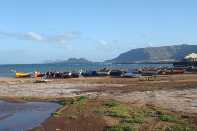 Cape Verdean stopover