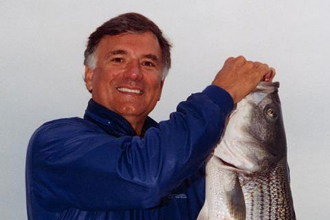 Darrell Lowrance, inventor of the recreational fishing sonar