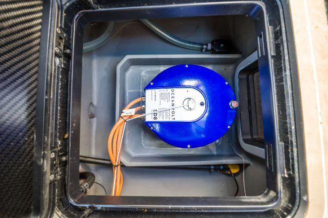 Oceanvolt electric motor