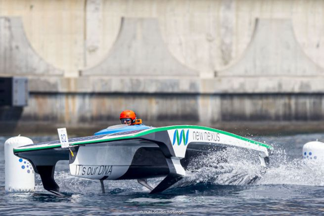 There will be no sailing for the Monaco Solar and Energy Boat Challenge 2020