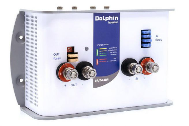 Dolphin Booster DC/DC Charger