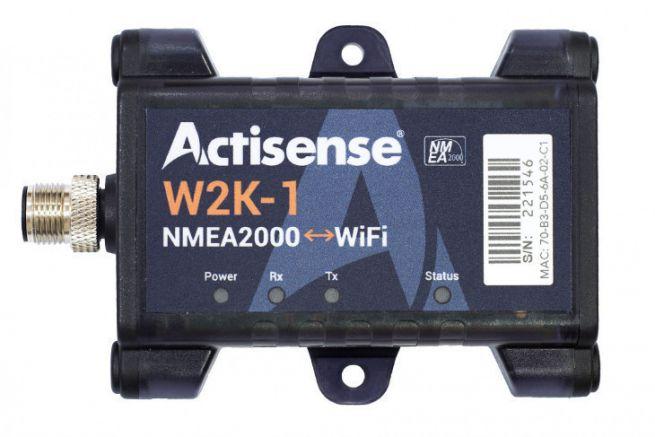 W2K-1, Actisense NMEA 2000 Wifi Gateway