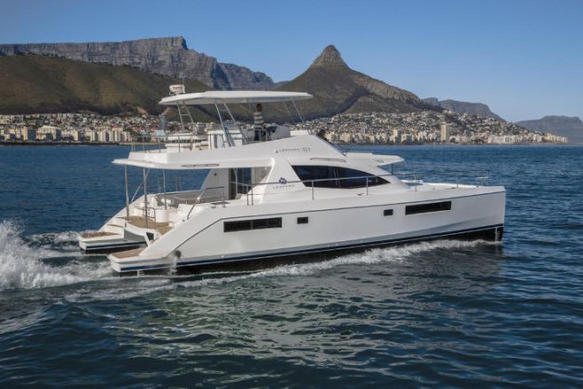 South African shipyard Leopard Catamarans