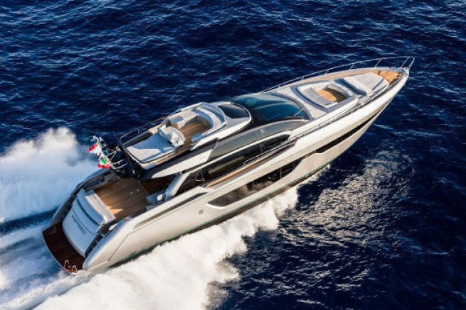 Riva Perseo 76, New in 2015