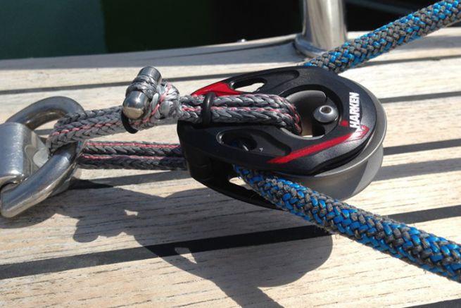 Harken Pulley Adapter by Nodus Factory