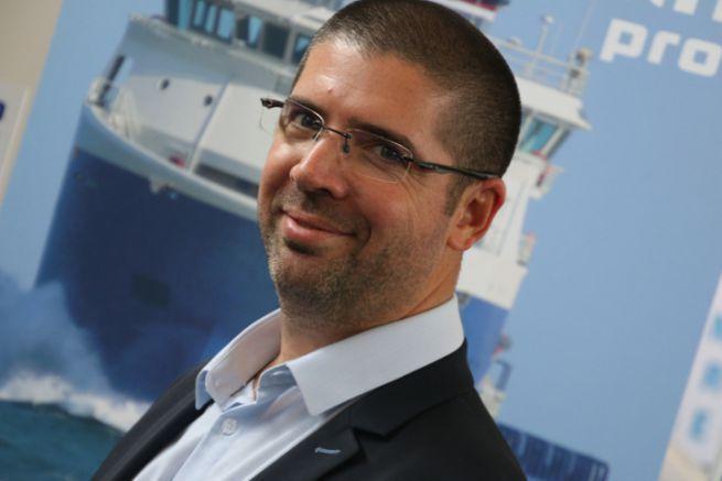 Benoit Massard Combe, Marketing Director of Vidal Diffusion Marine and Reya