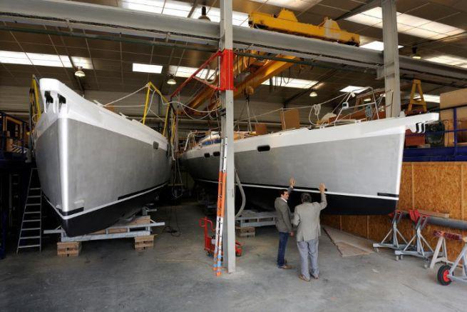 Shipyard Allures Yachting