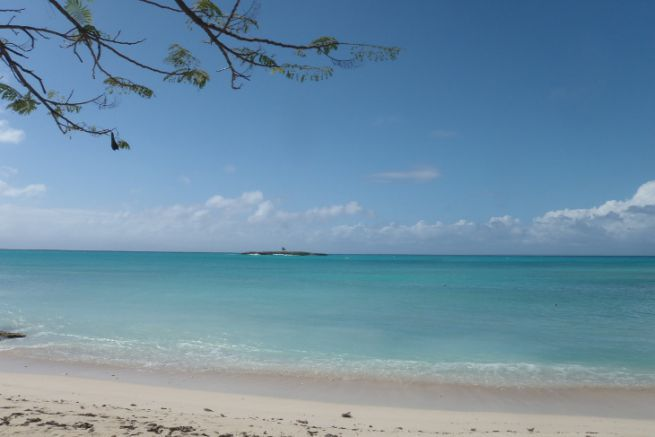 Ilet Vieux-Fort to Marie-Galante
